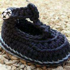 posh joe crochet baby booties