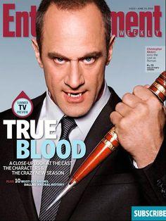 Countdown to 'True Blood' Season 5 Premiere -- Christopher Meloni as Roman