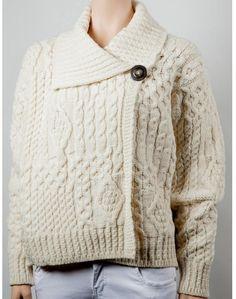 Irish Aran Sweater