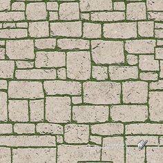 Textures Texture seamless | Limestone park paving texture seamless 18807 | Textures - ARCHITECTURE - PAVING OUTDOOR - Parks Paving | Sketchuptexture