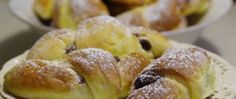 Nutelové ,,croissanty,, Crinkles, Pretzel Bites, Doughnut, Nutella, French Toast, Sweets, Baking, Breakfast, Recipes
