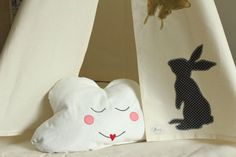 Cute Cloud cushion