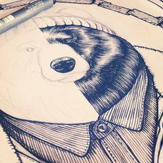 Inspiring Illustrations by Yeaaah! Studio | Abduzeedo Design Inspiration