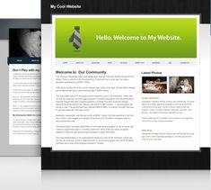 Weebly es la forma más sencilla de crear un sitio web, una tienda o un blog.