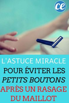 L'Astuce Miracle Pour Éviter les Petits Boutons Après un Rasage du Maillot. Brazilian Hair Bundles, Brazilian Hair Weave, Men's Grooming, Best Hairspray, Violet Hair Colors, Loreal Hair, Real Human Hair Extensions, Hoe Tips, Make Beauty