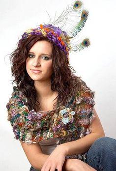 crochet feather set 100 Unique Crochet Hats