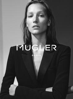 Mugler, Josh Olins