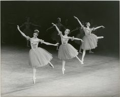 School of American Ballet, [ca. 1950s - ca. 1980s] 6 From New York Public Library Digital Collections.