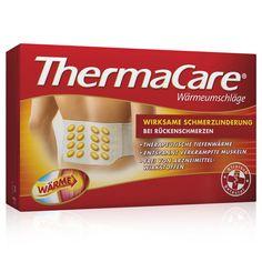 Thermacare Wärme für den Rücken Gr. S bis XL 2 Stück