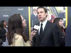 Tobias Menzies at the Outlander Season 2 Premiere - That's Normal
