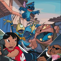 Coloring Apps, Colouring Pics, Disney Coloring Pages, Coloring Books, Lilo And Stitch 2002, Disney Animated Movies, Disney Colors, Cartoon Pics, Happy Colors
