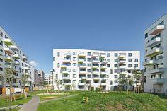 WHA Seestadt Aspern 4D4, Foto: Rupert Steiner