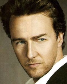 EDWARD NORTON (1969) Primal Fear (1996), Fight Club (1999), The Illusionist (2006), The Grand Budapest Hotel (2014)