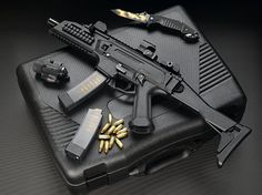 CZ skorpian evo and bren approved for import - AR15.COM