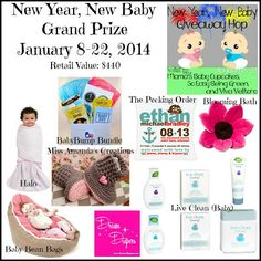 New Year, New Baby Blog Hop: Action Baby Carriers {Giveaway} | Pin-n-Tell