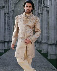Indian Menswear ~ LUXURY OF MAN