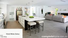 Vivid White Dulux - Looking for a white paint?