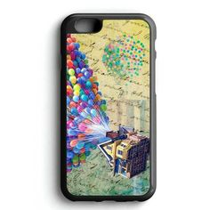 Up Baloon House iPhone 7 Case