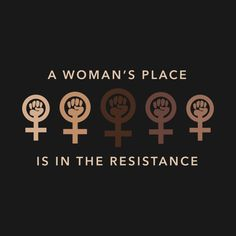 A woman's place is in the resistance. We are the reSISTERS! Quotes Thoughts, Life Quotes Love, Girl Quotes, Quotes Quotes, Qoutes, Feminist Af, Feminist Quotes, Revolution, Amy Poehler