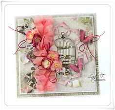 Scrap Art by Lady E: New challenge at Scrap & Craft :)