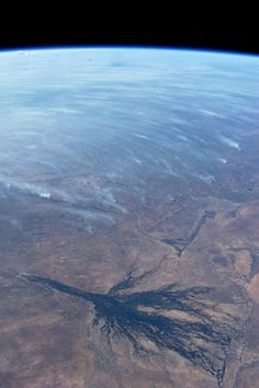 Botswana Okavango Wetlands, Africa | International Space Station