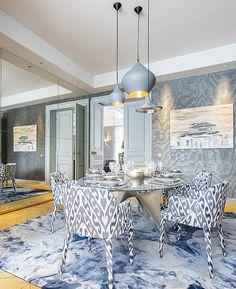 Жерар Февр (Gerard Faivre): о секретах Art Homes и квартире на авеню Марсо • Интерьеры • Дизайн • Интерьер+Дизайн