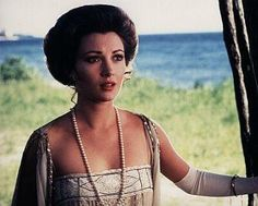 """Somewhere in Time movie c.1980. Elise says to Richard, """"Is it you?"""""""