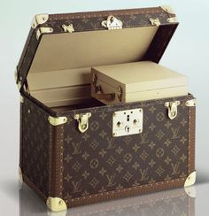 #Louis #Vuitton Toiletry Case