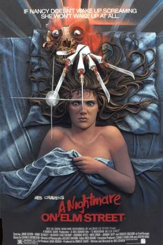 A Nightmare on Elm Street 3D poster