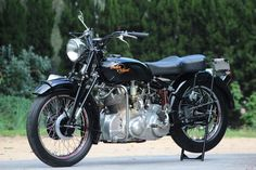 There are more Vincents in our top 250 motorcycles ever sold at auction than any other...