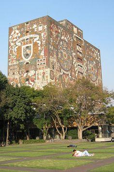 UNAM, Mexico DF