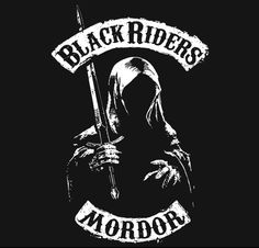 Mordor Black Riders T-Shirt $11 Lord of the Rings tee at RIPT today only!