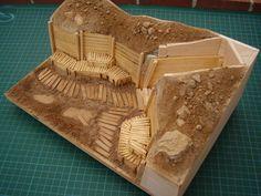 Armorama :: WWI trench diorama