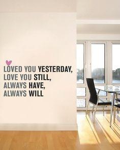 to future husband :)