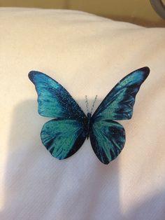 Butterfly centre piece bit