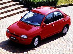 1991-1995 Mazda 121