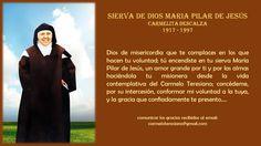 María Pilar de Jesús, Carmelita Descalza