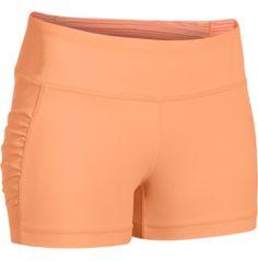 Under Armour Women's StudioLux Denim Shorts - Dick's Sporting Goods $54.99