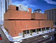Museum of Modern Art. San Francisco. 1995 Mario Botta