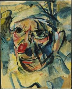 Georges Rouault (French 1971 - 1958) The Clown, 1907