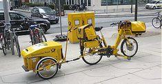 fahrradanhänger Hinterher xxl light Biketrailer Cargobike