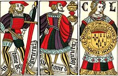 Card game - Wikipedia, the free encyclopedia: Explains the genres of card games.