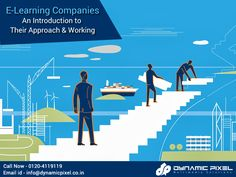 E-Learning #companies are quite common and, have evolved largely over a period of time. They are mostly similar in terms of operations.  Read Here, An Introduction to their Approach and Working - goo.gl/xks13V