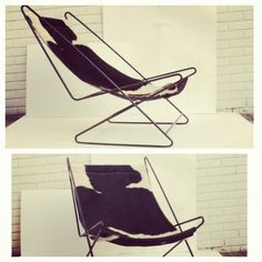 Lina Bo Bardi - Cirelli chair for Casa Cirelli, Morumbi, SP, Brasil 1958-1964