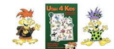 Utah 4 Kids Adventure Guidebook--a book I want to get