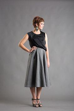 Delikates Design s/s 2015 Urban Legend collection Urban Legends, Midi Skirt, Skirts, Design, Collection, Fashion, Midi Skirts, Fashion Styles, Skirt