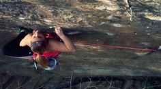 The Day I Sent Thanatopsis Balancing life as a full-time student and pro climber, Sasha DiGiulian makes time for another FFA in the Red River Gorge | Screen Shot 2015-06-29 at 5.30.07 PM