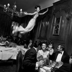 """Sidekick, Paris 1965                                       Courtesy Le Royal Monceau - Raffles Paris  Melvin Sokolsky: """"Retrospective"""""""
