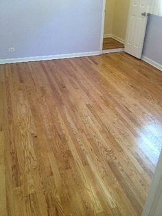 Red Oak with Natural Finish | Kashian Bros Carpet and Flooring