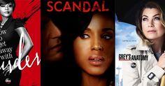 Repaso a las series de Shonda, la creadora que consigue el éxito con cada serie - SerieCinema